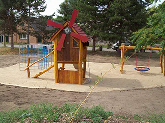 Spielplatz / Neubau